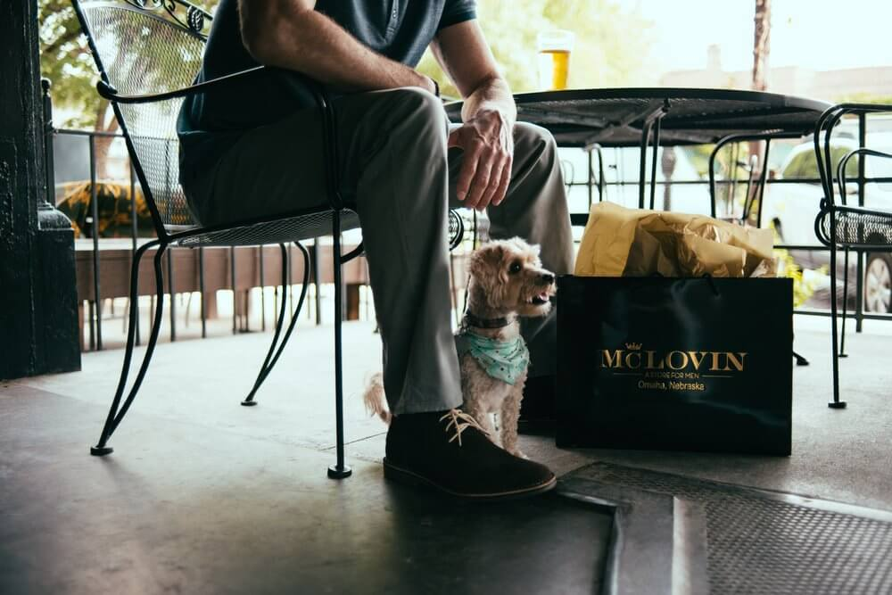McLovin - A Store for Men Dog-friendly Omaha